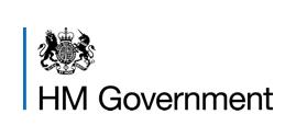HM Government Logo in Testimonials