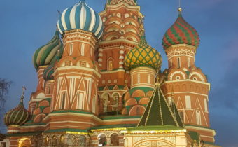 Global chilled water system service near Saint Basil's Cathedral